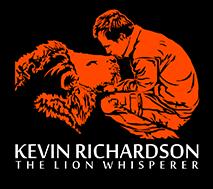 Lion whisperer logo